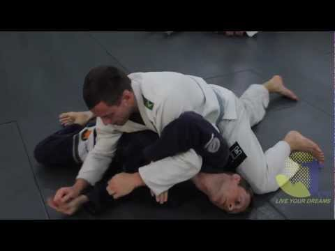 Awesome side control reversal! Dennis Asche/Connection Rio BJJ technique instructional