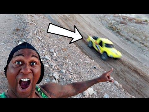 Monster Rally Truck VS Dessert!!! - UC8Nw4Vk-fFem3Wtq65QlpYQ