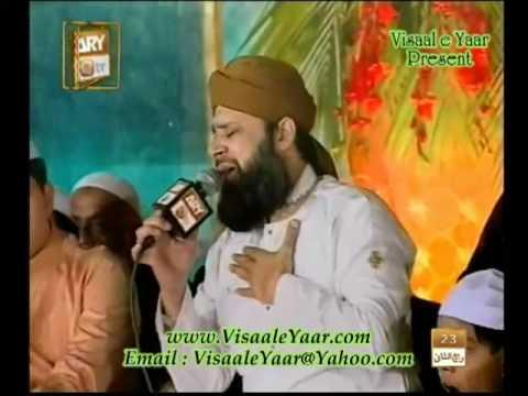Urdu Naat(Parho Darood Ke)Owais Raza Qadri.By  Naat E Habib
