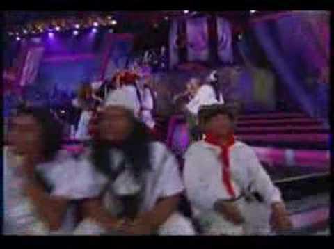 Calle 13 Ft Orishas - Pal Norte En Los Grammys Latino 2007