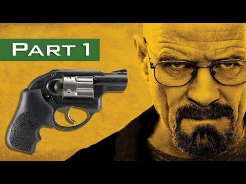 Breaking Bad - Ruger LCR revolver: The Breakdown