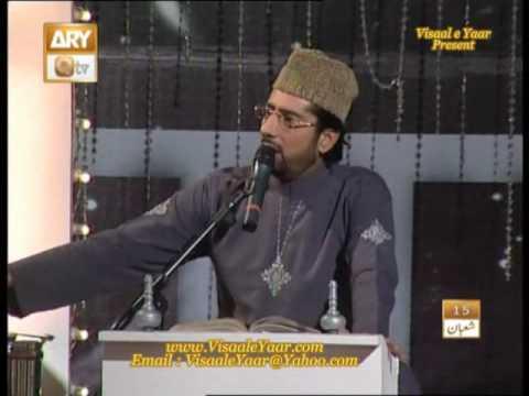 URDU NAAT(Har Dor Par)Tasleem Sabri In Shab e Barat.By  Naat E Habib