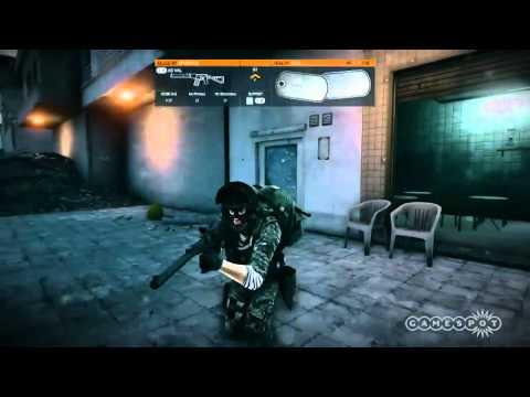 Battlefield 3 - Grand Bazaar on Rush Video Preview (PC) - UCbu2SsF-Or3Rsn3NxqODImw