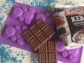 Как приготовить шоколадных мишек Барни. Готовят дети.