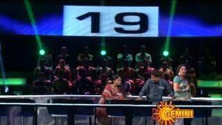 Jagapathi Babu's Ko Ante Koti – 1 Crore Game Show on 25-04-2012 (Apr-25) Gemini TV