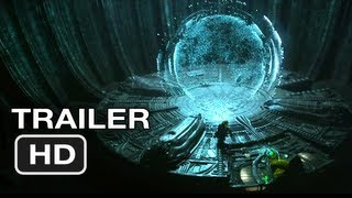 Prometheus Russian Trailer (2012) - Ridley Scott Alien Movie