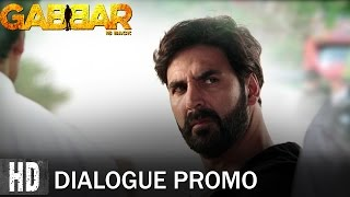 Join The Gabbar Army - Dialogue Promo 3