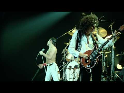 UNDER PRESSURE - QUEEN ROCK MONTREAL 1981