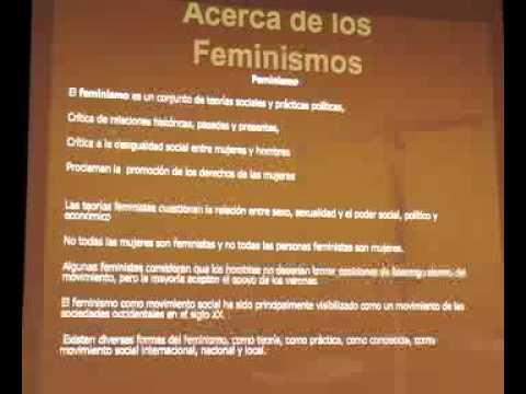 Seminario de género. Sesión 6. 1/9
