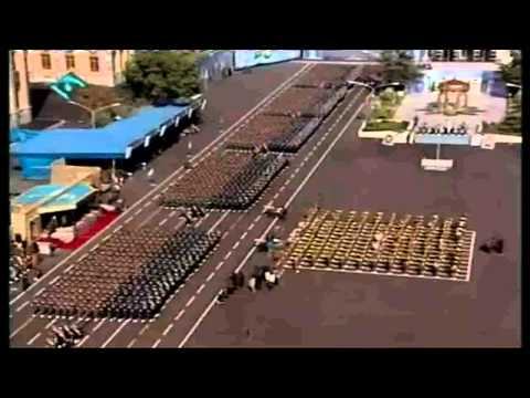 Iran Imam Ali Military Academy Parade 10.11.2011