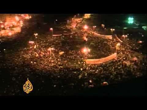Millions rally to oust Mubarak