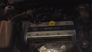 ДВС (Двигатель) Opel Vectra B Артикул 900050398 - Видео