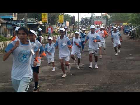 जागतिक दिव्यांग दिनानिमित्त समावेशित एकता दौड