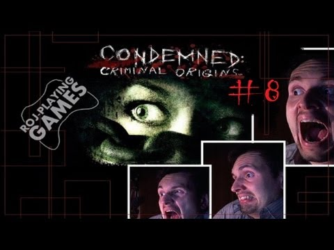 Manekin Srakofund - CONDEMNED: Criminal Origin #8 (Roj-Playing Games!) 18+
