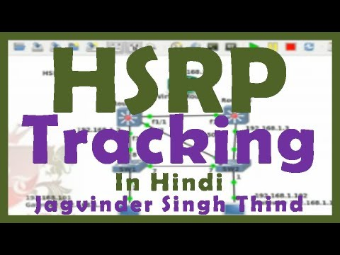 Redundancy Part 5 HSRP Tracking