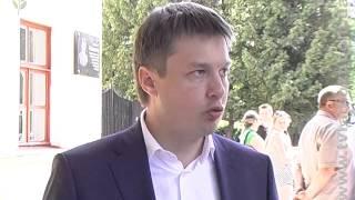 Житомир: годовщина гибели поэта Ольжича