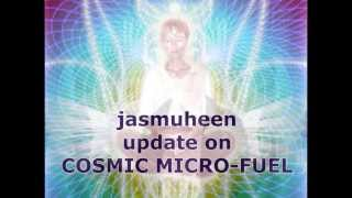 COSMIC MICRO-FUEL - 2013 Update with Jasmuheen - alternate nourishment
