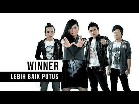 lagu the winner band