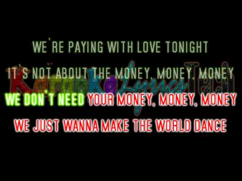 Jessie J - Price Tag ft. BoB - Lyrics / Karaoke