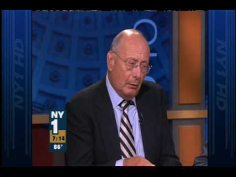 NY1 Wiseguys Critical of Bill Thompson's Management of City Pension Funds