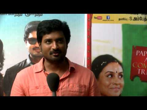 VijayTv Saravanan Meenatchi Senthil talks about his real marriage with Meenatchi (Sreeja)-Redpix24x7