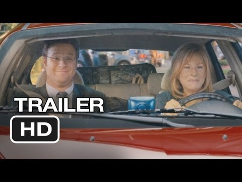 The Guilt Trip TRAILER (2012) - Seth Rogen, Barbra Streisand Movie HD