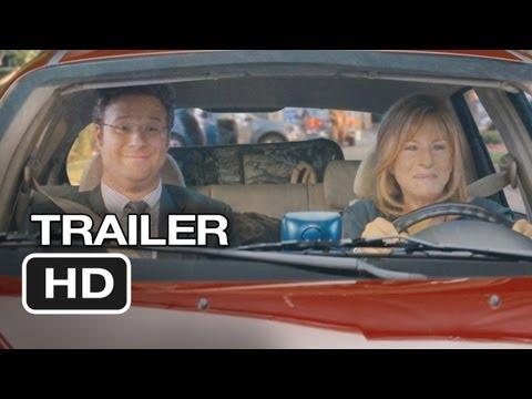 The Guilt Trip TRAILER (2012) - Seth Rogen, Barbra Streisand Movie HD
