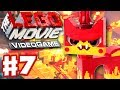 The LEGO Movie Videogame - Gameplay Walkthrough Part 7 - Mean Unikitty! (PC, Xbox One, PS4, Wii U)