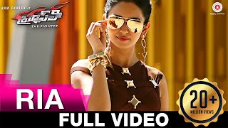Ria - Full Video  Bruce Lee The Fighter  Ram Charan & Rakul Preet Singh