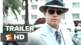 Allied Official Teaser Trailer 1 (2016) - Brad Pitt Movie