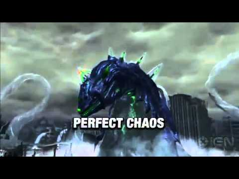 Sonic Generations Cutscenes Perfect Chaos Boss