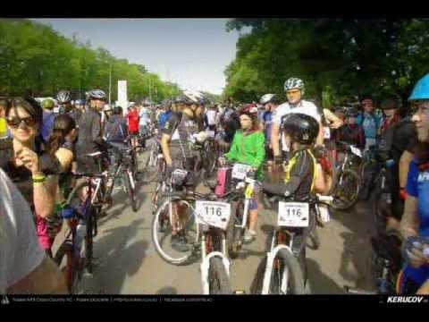 VIDEOCLIP Traseu MTB Prima Evadare 2012, ora de varf prin paduri