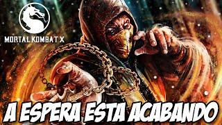 Mortal Kombat X - A ESPERA ESTÁ ACABANDO TRAILER DAS FACÇOES E NOVO FATALITY