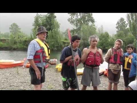 TRAFUL, Unión de Voluntades / Navegación Ancestral y Cicletada en Lago Neltume (entero)