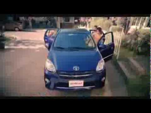 Sarah Geronimo with John Lloyd Cruz - Toyota Wigo TV Commercial