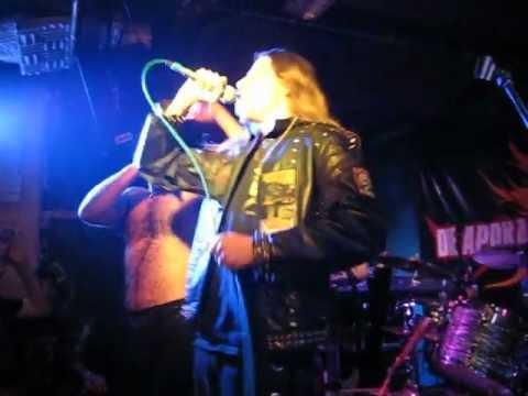 Die Apokalyptischen Reiter - Metal Will Never Die (live) - 06.10.2011 - Weimar Gerber 3