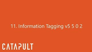 Information Tagging