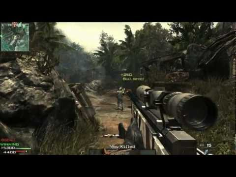 Call of Duty MW3 Quick Scope Montage HD MUST WATCH!!