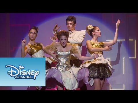 Violetta: Video Musical Te Creo