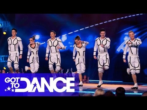 Got To Dance series 3: Prodijig Semi Final - sky.com/dance
