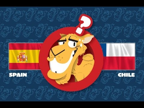Spain vs Chile: Shaheen the camel's World Cup prediction of the day