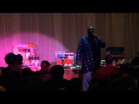 Unity in the Community w/ Gathering of The Young Masters (Seti, Polight, Umar Johnson) 5 of 6
