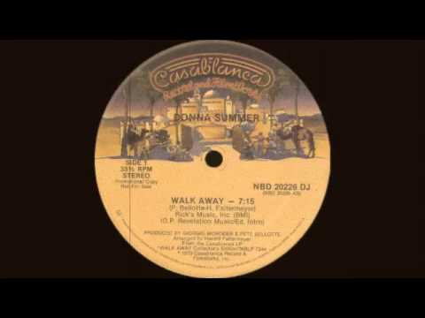 Donna Summer - Walk Away (Original Extended Version) 1979