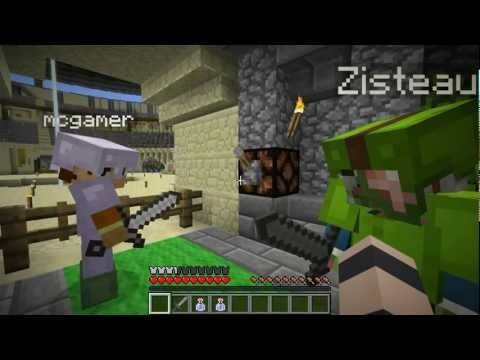 Etho MindCrack SMP - Episode 79: Arena Fight Night (Part 1 of 2)