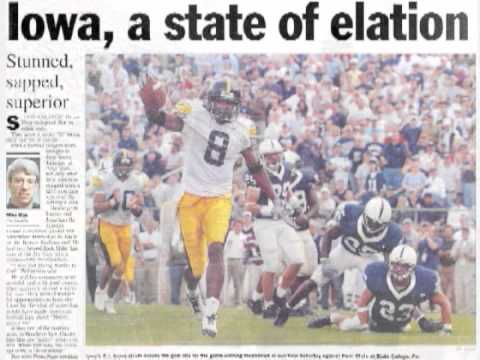 Iowa Hawekeye football 2002: Road to the Orange Bowl