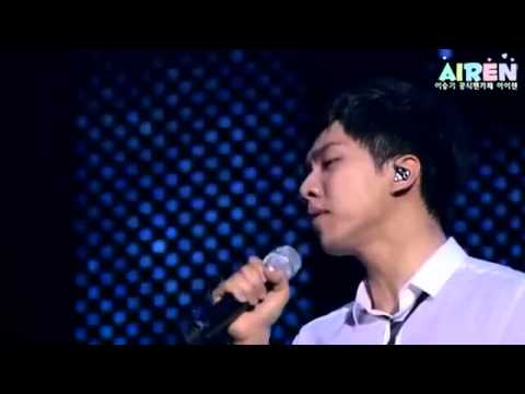 Love Is Crying (OST The King 2 Hearts) (Live)