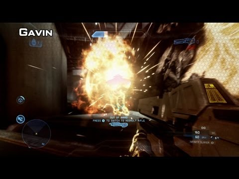 Let's Play Halo 4 - Infinity Slayer