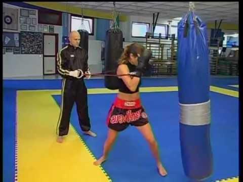 Entrenamientos para combate de Muay Thai