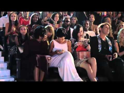 Rihanna and Katy Perry at the 2012 MTV Video Music Awards