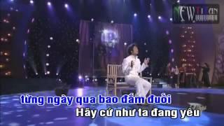 Lại gần hôn anh karaoke ( only beat )